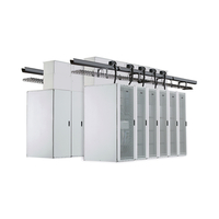 Panduit N8512WC Freestanding White rack