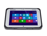 Panasonic Toughpad FZ-M1 256GB Black,Silver tablet