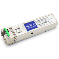 Add-On Computer Peripherals (ACP) GLC-BX-D71-120-AO Fiber optic 1000Mbit/s SFP network transceiver module
