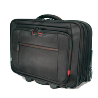 "Mobile Edge Professional 17.3"" Briefcase Black"