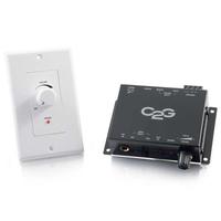 C2G 40914 Home Wired Black audio amplifier