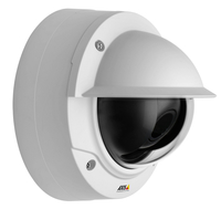 Axis P3224-VE Mk II IP security camera Outdoor Dome White