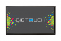 "Infocus BigTouch 85"" Digital signage flat panel 85"" LCD 4K Ultra HD Wi-Fi Black"