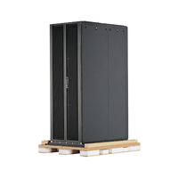Panduit S7229BDHSP Freestanding 42U Black rack