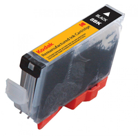 eReplacements CLI-8BK-KD 280pages Black ink cartridge