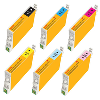 eReplacements T048920-KD Black, Cyan, Light cyan, Light magenta, Magenta, Yellow ink cartridge