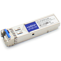 Add-On Computer Peripherals (ACP) SFP-1M-BX43-D-AO Fiber optic 1490nm 100Mbit/s SFP network transceiver module