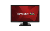 "Viewsonic TD2210 22"" Full HD TN Matt Black computer monitor"