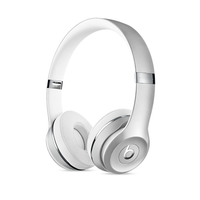 Beats by Dr. Dre Beats Solo3 Wireless Head-band Binaural Wired Silver mobile headset
