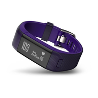 Garmin vívosmart HR+ Wristband activity tracker Wireless Black