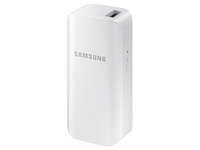 Samsung EB-PJ200B Lithium-Ion (Li-Ion) 2100mAh White power bank