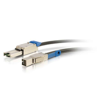 C2G 54255 1m Serial Attached SCSI (SAS) Cable