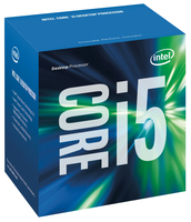 Intel Core ® ™ i5-7600K Processor (6M Cache, up to 4.20 GHz) 3.8GHz 6MB Smart Cache Box processor