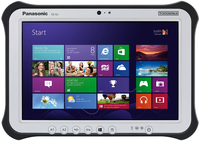 Panasonic Toughpad FZ-G1 256GB 4G Black,Silver tablet