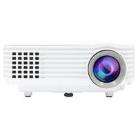 Salora 40BHD800 Draagbare projector 800ANSI lumens LED Wit beamer/projector