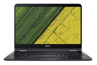 "Acer Spin SP714-51-M33X 1.30GHz i7-7Y75 14"" 1920 x 1080pixels Touchscreen Black Hybrid (2-in-1)"