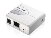 TP-LINK Single USB2.0 Port MFP and Storage Server Ethernet LAN print server