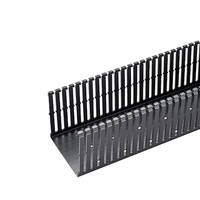 Panduit F1X2BL6 F-type cable tray Black