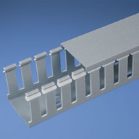 Panduit G.75X1.5LG6-A Straight cable tray Grey cable tray