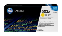 HP 503A Laser cartridge 6000pages Yellow