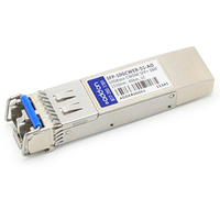Add-On Computer Peripherals (ACP) SFP-10GCWER-51-AO Fiber optic 1510nm 10000Mbit/s SFP+ network transceiver module