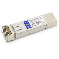 Add-On Computer Peripherals (ACP) SFP-10GCWZR-61-AO Fiber optic 1610nm 10000Mbit/s SFP+ network transceiver module