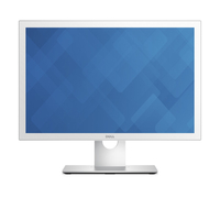 "DELL MR2416 24"" Full HD IPS White computer monitor"