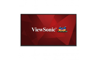 "Viewsonic CDM4900R Digital signage flat panel 49"" LED Full HD Wi-Fi Black signage display"