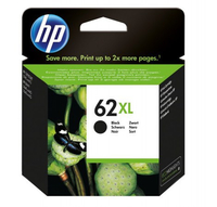HP 62XL 600pages Black ink cartridge