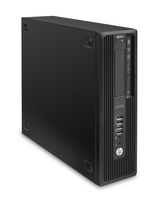HP Z240 3.7GHz i3-6100 SFF 6th gen Intel® Core™ i3 Black Workstation
