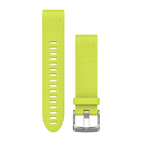 Garmin QuickFit 20 Band Lime Silicone