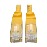 Tripp Lite N200-003-YW 0.9m Cat6 U/UTP (UTP) Yellow networking cable