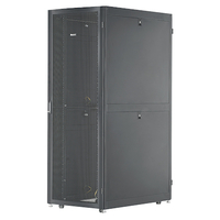 Panduit DN6212B Freestanding 42U Black rack
