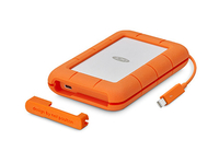 LaCie STFS500400 500GB Oranje, Wit externe solide-state drive