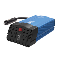 Tripp Lite PV375USB Auto 375W Black,Blue power adapter & inverter