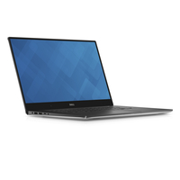 "DELL XPS 9560 2.8GHz i7-7700HQ 15.6"" 3840 x 2160pixels Touchscreen Black,Silver Notebook"