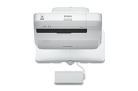Epson BrightLink Pro 1450Ui Wall-mounted projector 3800ANSI lumens 3LCD WUXGA (1920x1200) White data projector