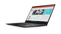 "Lenovo ThinkPad X1 Carbon 2.8GHz i7-7600U 14"" 1920 x 1080pixels Black Notebook"