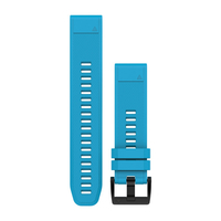 Garmin QuickFit 22 Band Blue Silicone