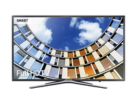 "Samsung UE49M5500 49"" Full HD Smart TV Wi-Fi Titanium LED TV"