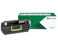 Lexmark 53B1H00 Laser toner 25000pages Black laser toner & cartridge