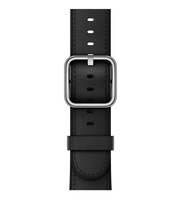 Apple 38mm Black Classic Buckle