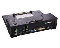 Axiom 331-7947-AX USB 3.0 (3.1 Gen 1) Type-A Black notebook dock/port replicator