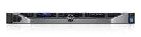 DELL PowerEdge R330 3GHz Rack (1U) E3-1220V6 Intel® Xeon® server