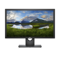 "DELL E Series E2318H 23"" Full HD LED Matt Flat Black computer monitor"