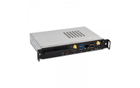 Viewsonic VPC12-WPO 2.4GHz USFF Black Mini PC PC