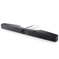 DELL AE515 Wired 2.0channels 5W Black soundbar speaker