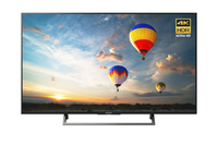 "Sony XBR-43X800E 43"" 4K Ultra HD Smart TV Wi-Fi Black LED TV"