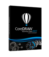 Corel CorelDRAW Technical Suite 2017 1U