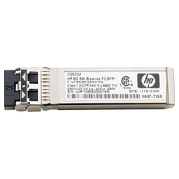 Hewlett Packard Enterprise MSA 10Gb Short Range iSCSI SFP+ 4-pack Vezel-optiek 850nm 10000Mbit/s SFP+ netwerk transceiver module